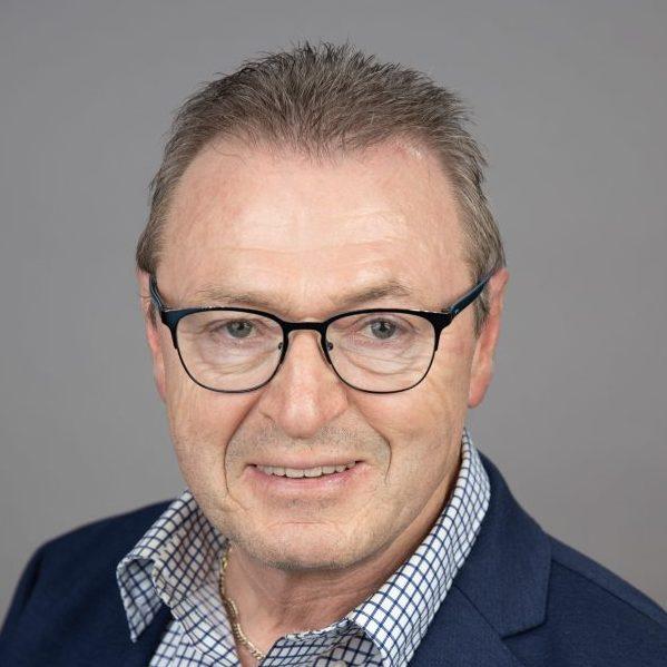 Gemeinderatskandidat Alfred Stich