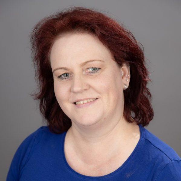 Gemeinderatskandidatin Diana Scholz