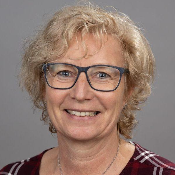 Gemeinderatskandidatin Karin Brand