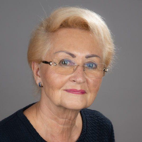 Portrait Wera Hegendörfer