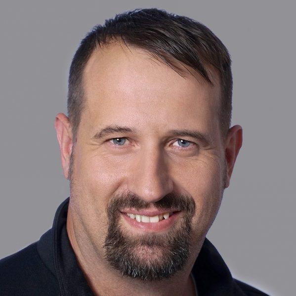 Gemeinderatskandidat Sven Burkhardt