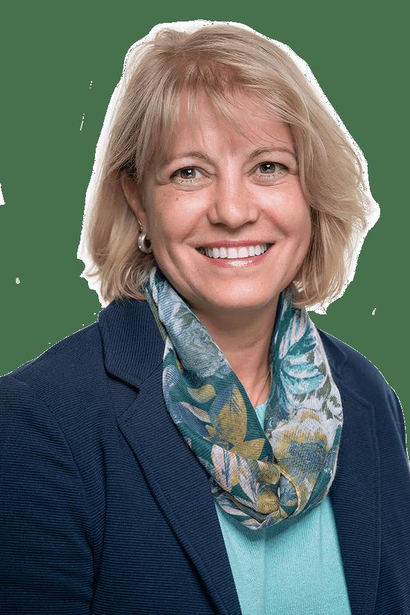 Ulrike Oettinger Bürgermeisterkandidatin