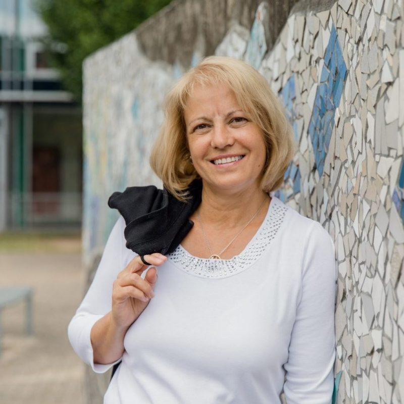Bürgermeister- und Gemeinderatskandidatin Ulrike Oettinger